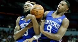 Les Knicks ont été tout proches de signer un cador au coaching en 2018