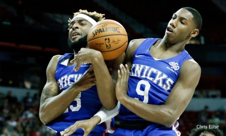 La rivalité entre les Knicks et les Nets relancée pour… un jeune talent intrigant