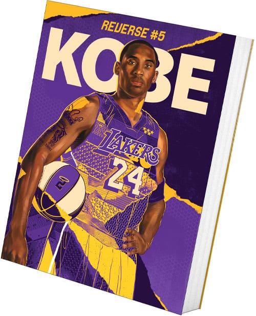 Mook REVERSE #5 Kobe Bryant