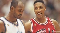 Scottie Pippen hyper fier de sa mythique punchline qui a fait craquer Karl Malone en finales NBA