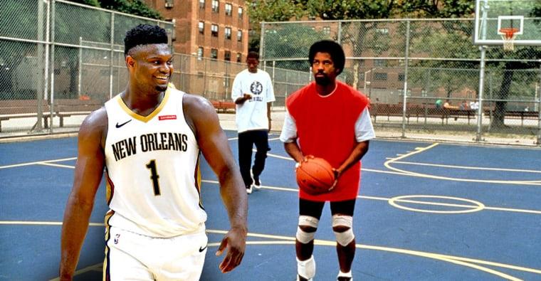 Une suite de He Got Game avec… Zion Williamson ?