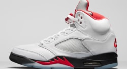 Release of the week : Air Jordan 5 Fire Red