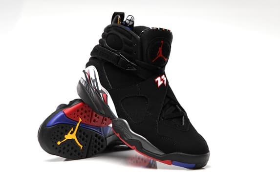 Air Ballistic, Air Jordan 8, Air Force Max : : le résumé sneakers de l'épisode 6 de The Last Dance