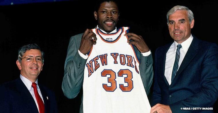 La NBA a-t-elle triché pour aider les Knicks en 1985 ?