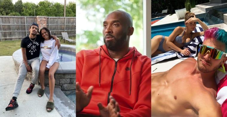 INSIDE : Meyers Leonard et sa meuf, Trae et sa sis' + toutes les réactions des NBAers après The Last Dance