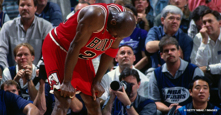 La pizza empoisonnée de Michael Jordan, une théorie bidon?