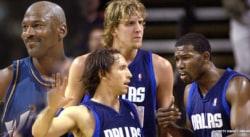 Et si Michael Jordan avait rejoint Dirk Nowitzki et Steve Nash aux Mavs ?