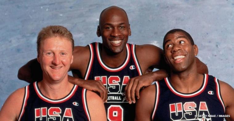 Le moment où Magic et Bird ont dû admettre que la NBA était à Jordan