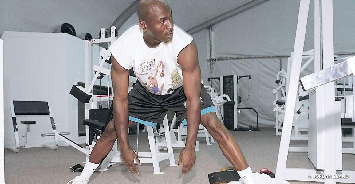Le jour où Michael Jordan a dégoûté deux de ses coéquipiers sur le point de le battre