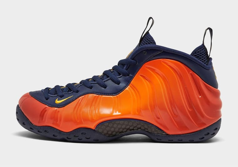 Images officielles : Nike Air Foamposite One Rugged Orange