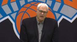Phil Jackson et la folie des Knicks : son entourage l'avait pourtant prévenu