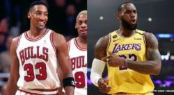Pour Rodman, LeBron et KD peuvent remercier Scottie Pippen