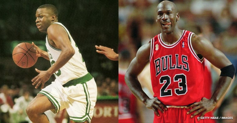 Sherman Douglas : le joueur NBA porte-bonheur de Michael Jordan