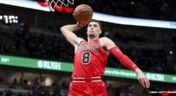 Zach LaVine bientôt transféré par les Bulls?