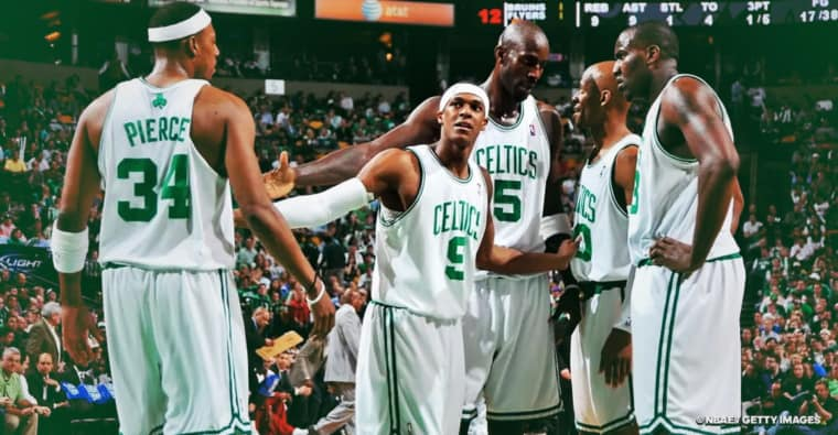 Que sont-ils devenus ? Les Boston Celtics 2008