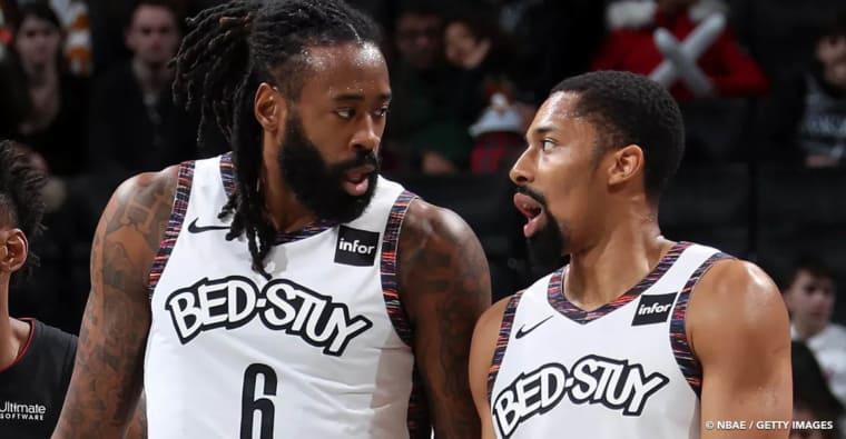 DeAndre Jordan et Spencer Dinwiddie ont le Covid, c'est de pire en pire pour Brooklyn