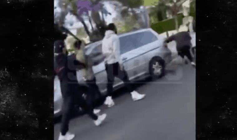 Craquage : JR Smith s'en prend très violemment à un casseur