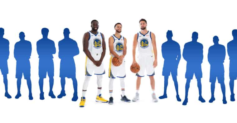 10 Free Agents pour renforcer les Golden State Warriors