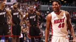 Comment le Big 3 du Heat s'est sacrifié pour Udonis Haslem… et des bagues
