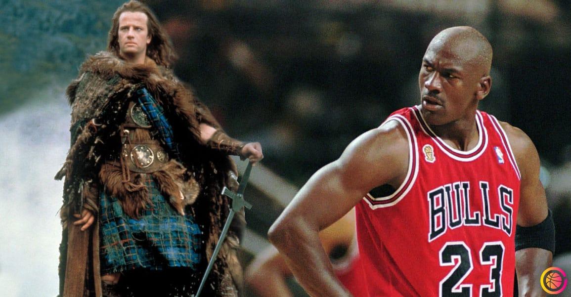 Il n'y a plus qu'un seul joueur en activité à avoir affronté Michael Jordan