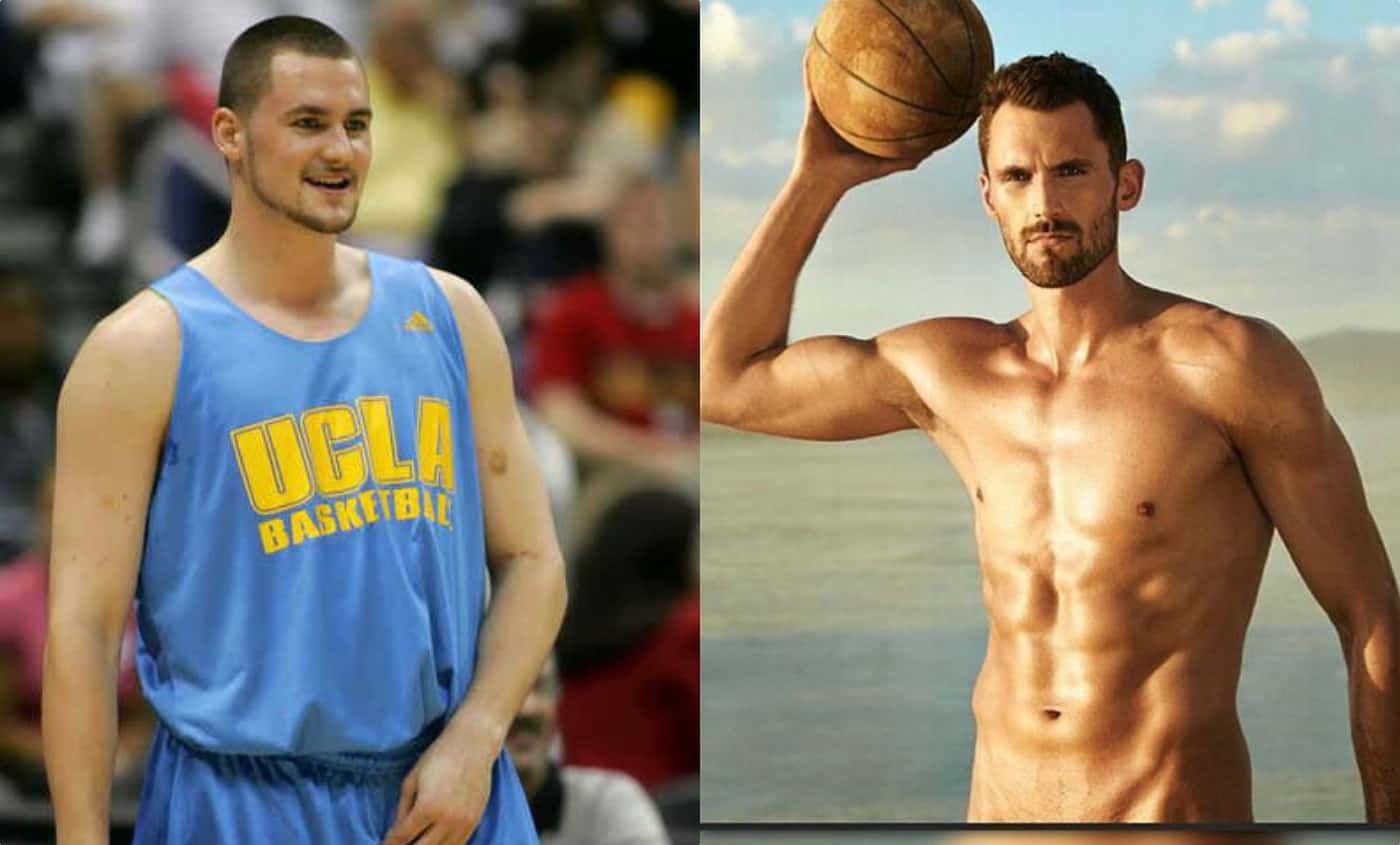 Kevin Love poids