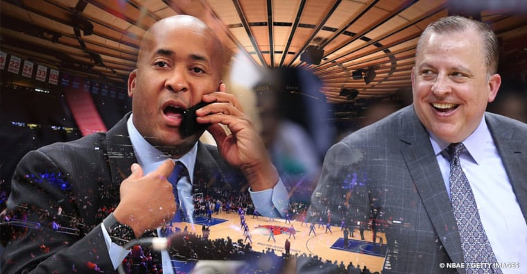 «World Wide Wes» débarque aux Knicks ! Double bonne nouvelle pour New York