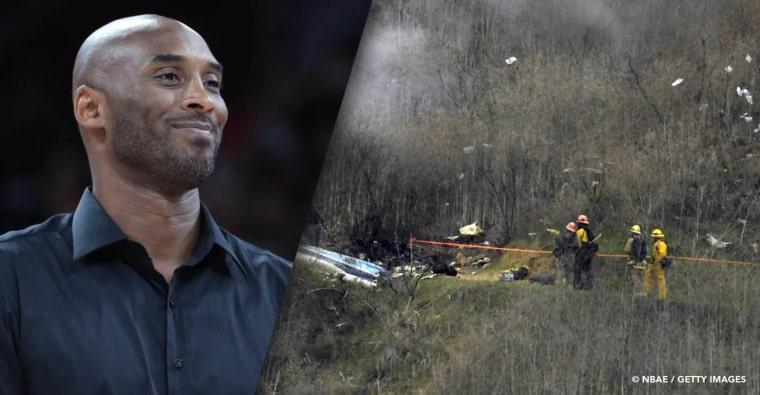 De nouveaux détails concernant l'accident qui a causé la mort de Kobe Bryant