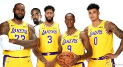 JR Smith rejoint officiellement les Lakers, LeBron retrouve son acolyte