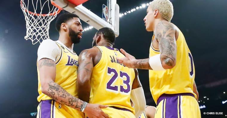 Kyle Kuzma, la bonne surprise des Lakers dans la bulle ?