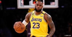 Les Lakers se plaignent et voilà que LeBron James tire 14 lancers…