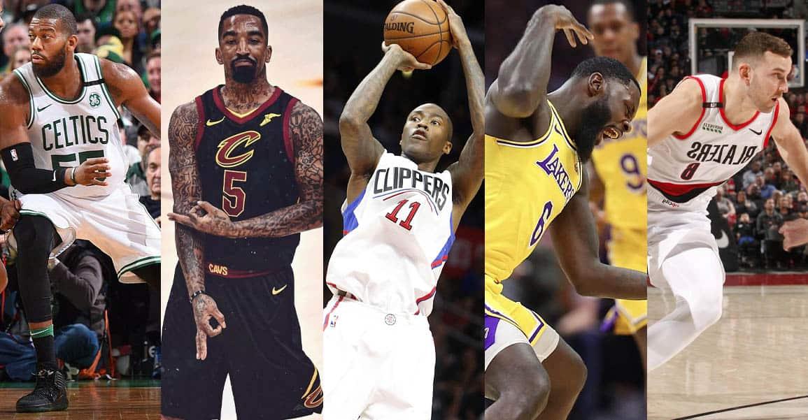 10 Free Agents NBA qui peuvent peser en playoffs