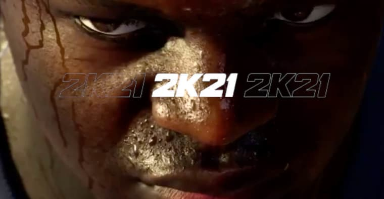 NBA 2K21 : Un premier trailer avec Zion Williamson sur la PS5 !