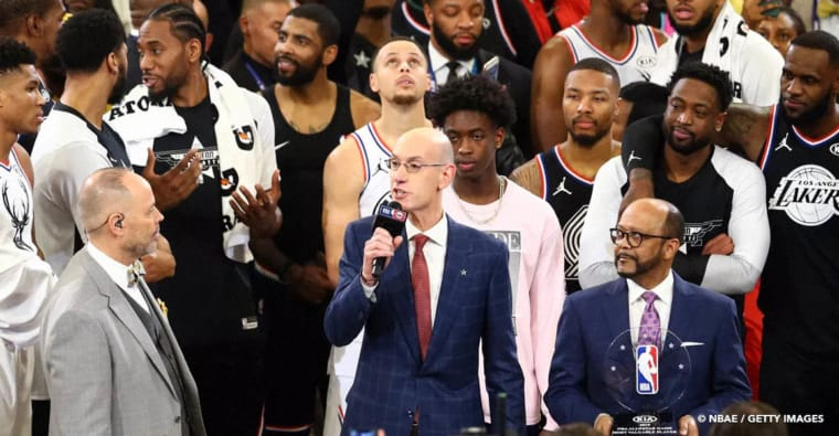 Pourquoi la NBA voudrait repousser autant que possible la saison prochaine