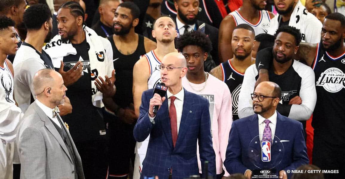 La NBA prend position sur l'affaire George Floyd et appelle à l'introspection