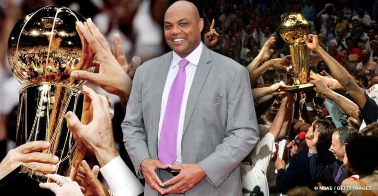 Les deux outsiders improbables de Charles Barkley pour le titre NBA