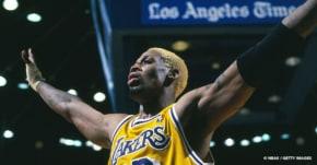 Dennis Rodman aux Lakers, histoire d'un passage déjanté