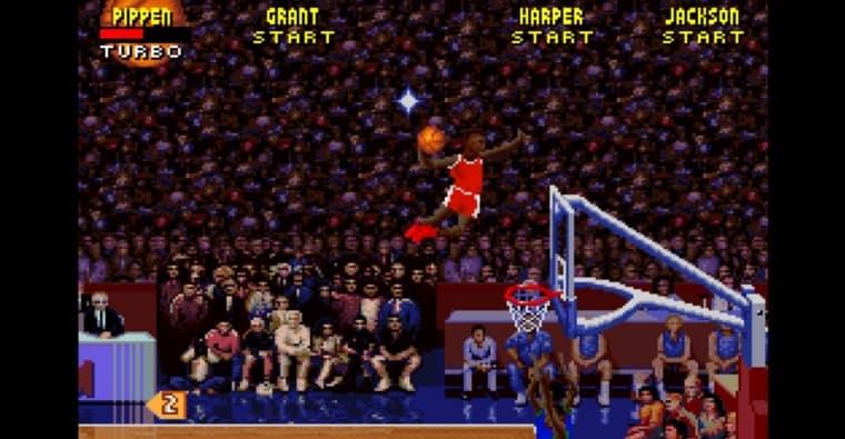 Théorie du complot : le match que ne pouvait pas remporter Michael Jordan – NBA Jam