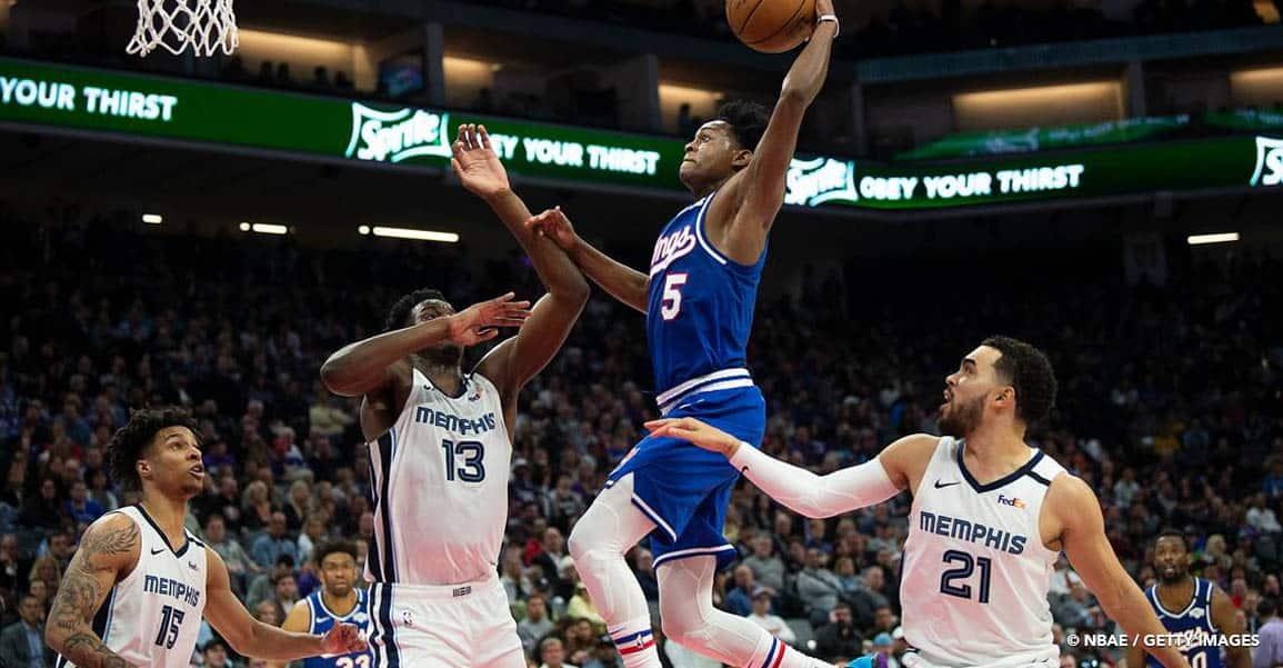 NBA KINGS vs GRIZZLIES