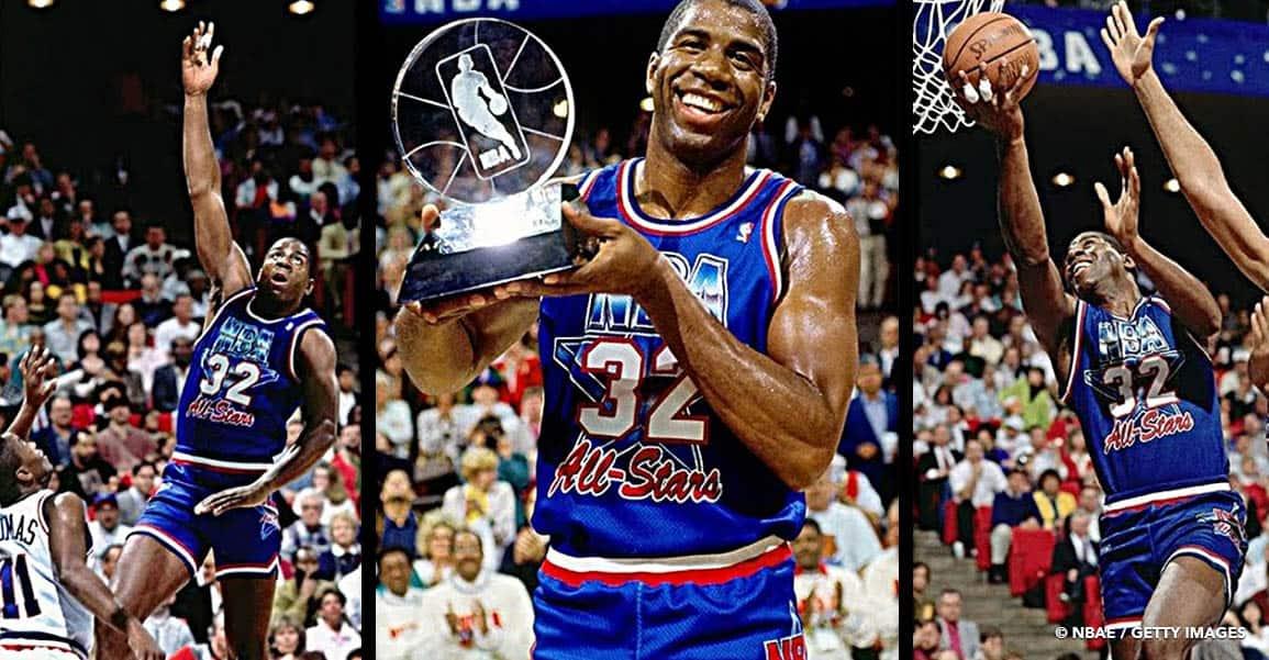 Pourquoi le retour de Magic en 92 a marqué l'histoire de la NBA