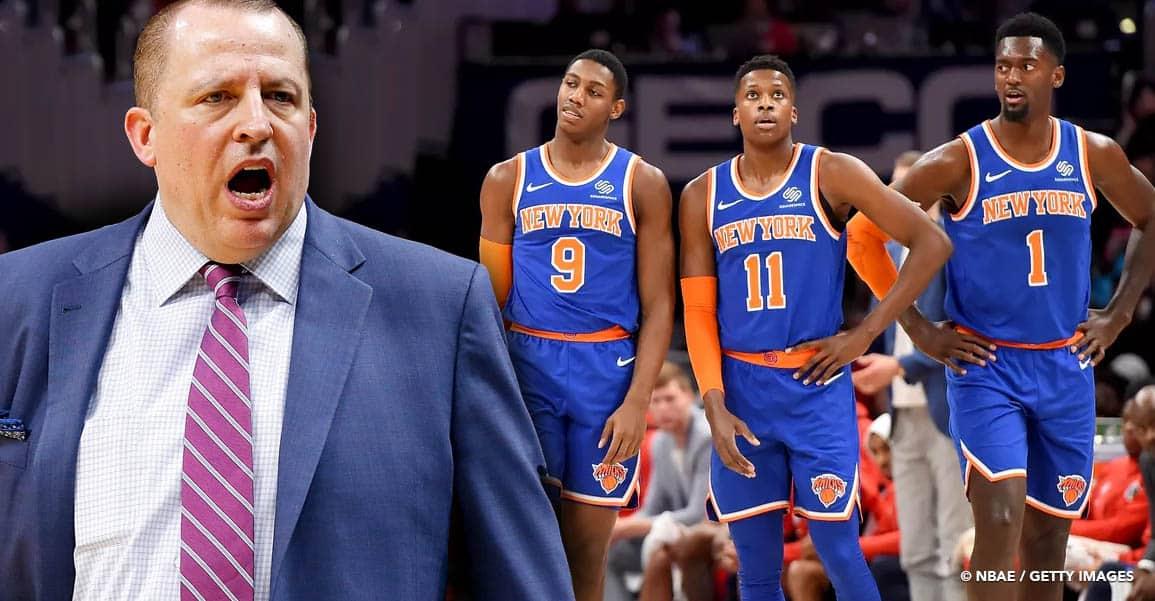 Tom Thibodeau est le nouveau coach des New York Knicks !