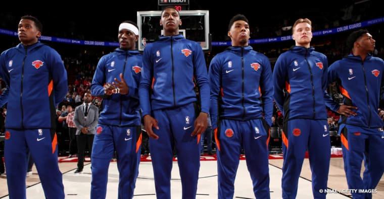 Les Knicks prêts à trader un de leurs meilleurs joueurs