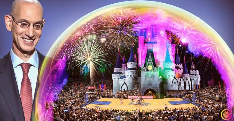 Cinémas, barbiers et concerts : La « bulle » NBA de Disney, mode d'emploi