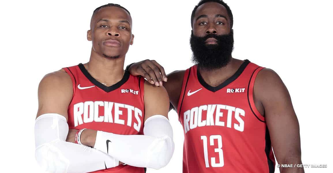 Houston ne bradera pas Harden et Westbrook, quitte à aller au clash