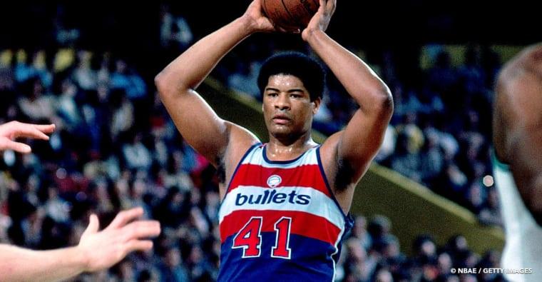 La légende NBA Wes Unseld est décédée