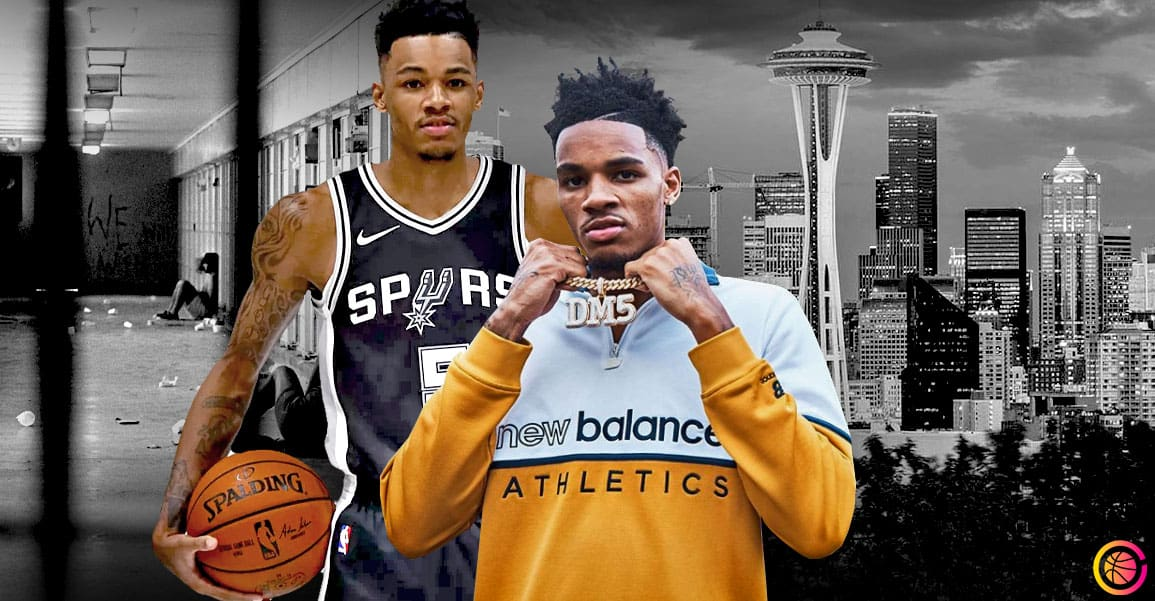 Du deal à la NBA, l'enfance ghetto de Dejounte Murray