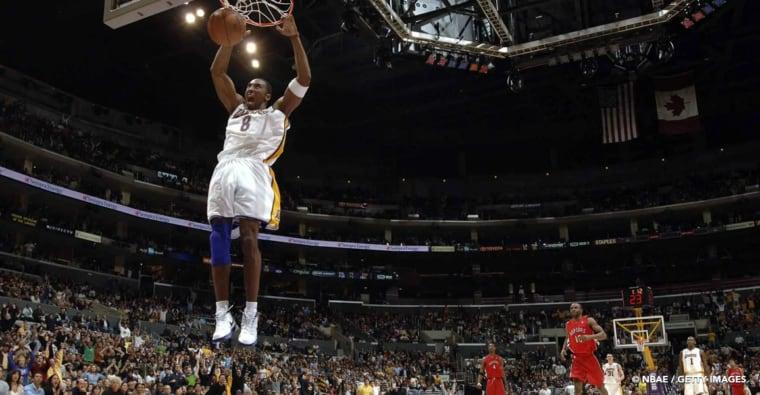 L'incroyable et touchante anecdote de Kobe Bryant sur son match à 81 pts
