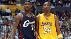 Un assistant des Lakers compare la mentalité de Kobe et LeBron