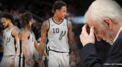 Et bim ! Les playoffs pour les Spurs, c'est déjà mort ou presque