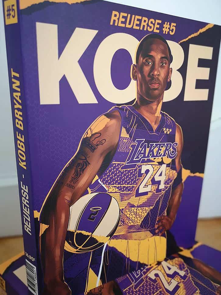 Mook REVERSE 5 Kobe Bryant