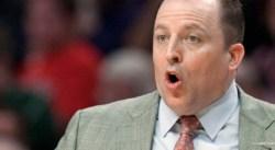Tom Thibodeau se garderait une porte de sortie improbable s'il ne signe pas aux Knicks
